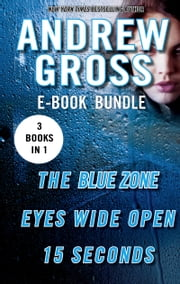The Andrew Gross Thriller - The Blue Zone, Eyes Wide Open, and 15 Seconds ebook by Andrew Gross