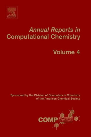 Annual Reports in Computational Chemistry ebook by