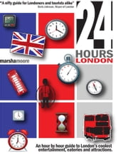 24 Hours London ebook by Marsha Moore
