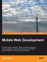 Mobile Web Development ebook by Nirav Mehta