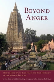 Beyond Anger - How to Hold On to Your Heart and Your Humanity in the Midst of Injustice ebook by