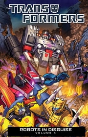 Transformers: Robots in Disguise Vol. 4 ebook by Barber, John; Griffith, Andrew