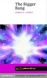 The Bigger Bang ebook by Lidsey, James E.