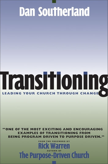 Transitioning ebook by Dan Southerland