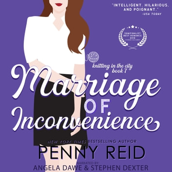 Marriage of Inconvenience - A Marriage of Convenience Romance audiobook by Penny Reid