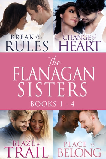 The Flanagan Sisters (Books 1-4) Omnibus ebook by Claire Boston