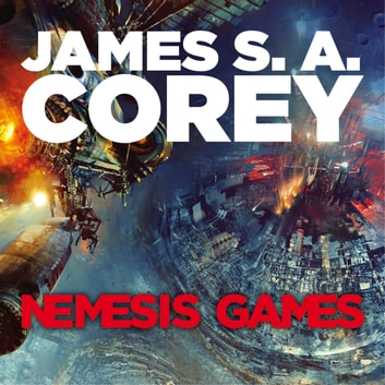 Nemesis Games - Book 5 of the Expanse (now a Prime Original series) audiobook by James S. A. Corey