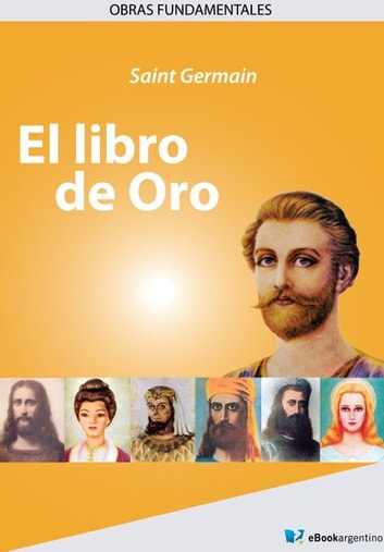Libro de oro ebook by Saint Germain