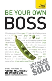 Be Your Own Boss: Teach Yourself ebook by Matt Avery