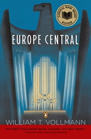 Europe Central ebook by William T Vollmann