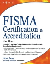 FISMA Certification and Accreditation Handbook ebook by Laura P. Taylor,L. Taylor