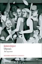 Ulysses ebook by James Joyce, Jeri Johnson
