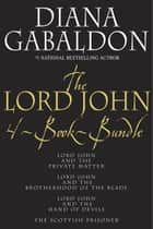 Lord John 4-Book Bundle ebook by Diana Gabaldon