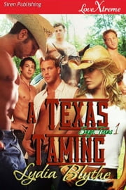 A Texas Taming ebook by Lydia Blythe