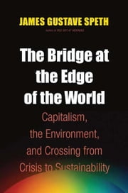 The Bridge at the Edge of the World: Capitalism, the Environment, and Crossing from Crisis to Sustainability ebook by Professor James Gustave Speth