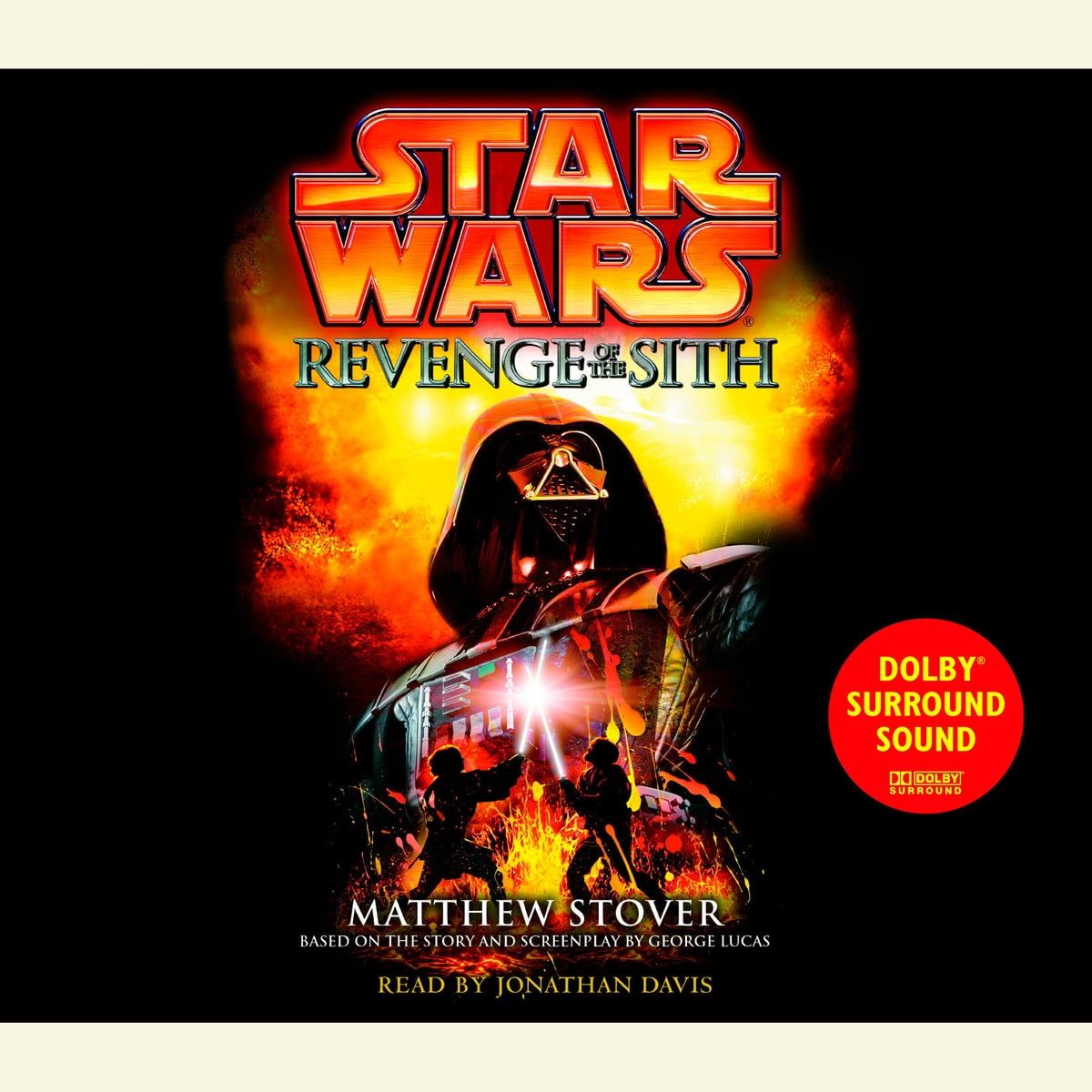 Star Wars Episode Iii Revenge Of The Sith Audiobook By Matthew Stover 9780739333150 Rakuten Kobo United States
