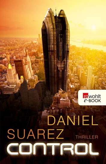 Control ebook by Daniel Suarez