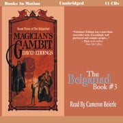 Magicians Gambit audiobook by David Eddings