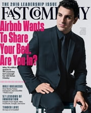 Fast Company - Issue# 1 - Mansueto Ventures magazine