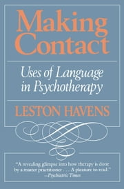 MAKING CONTACT ebook by Leston Havens