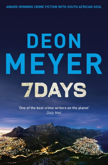 7 Days ebook by Deon Meyer