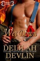 Wet Down - Cowboys on the Edge, #1 ebook by Delilah Devlin