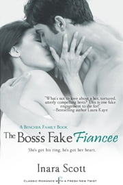 The Boss's Fake Fiancee ebook by Inara Scott