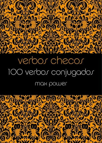 Verbos checos ebook by Max Power