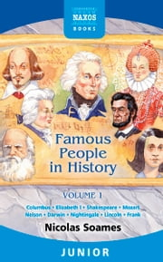 Famous People in History ebook by Nicolas Soames