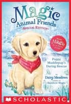 Poppy Muddlepup's Daring Rescue (Magic Animal Friends: Special Edition) ebook by Daisy Meadows