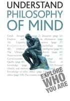 Philosophy of Mind: Teach Yourself ebook by Mel Thompson
