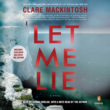 Let Me Lie audiobook by Clare Mackintosh