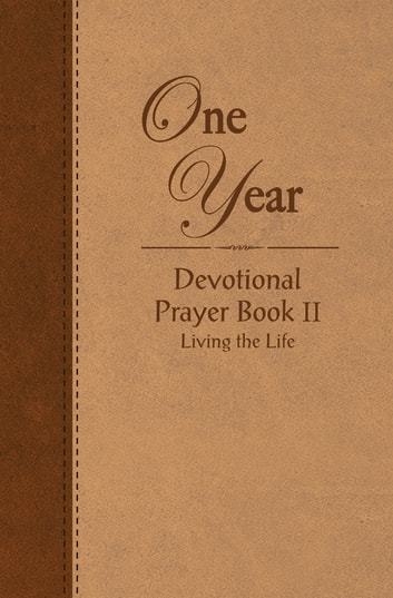 My Daily Devotional Prayer Book - Volume 2 ebook by Johnny Hunt
