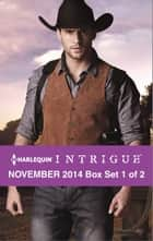 Harlequin Intrigue November 2014 - Box Set 1 of 2 ebook by Delores Fossen,Paula Graves,Rita Herron
