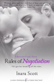 Rules of Negotiation ebook by Inara Scott