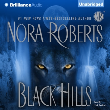 Black Hills audiobook by Nora Roberts