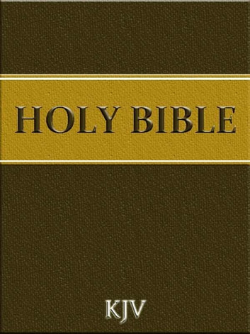 The Holy Bible - King James Version ebook by Deus