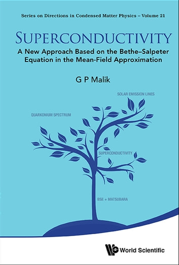 Superconductivity - A New Approach Based on the BetheSalpeter Equation in the Mean-Field Approximation ebook by G P Malik