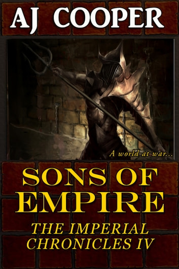 Sons of Empire ebook by AJ Cooper