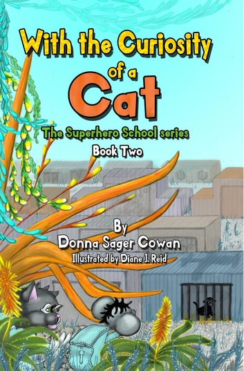 With the Curiosity of a Cat ebook by Donna Sager Cowan