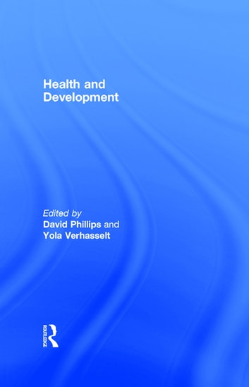 Health and Development ebook by