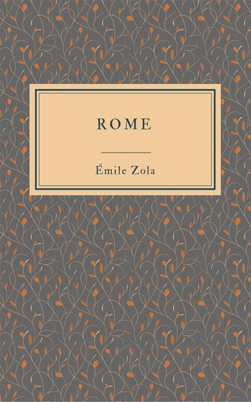 Rome ebook by Emile Zola