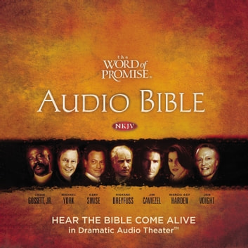 The Word of Promise Audio Bible - New King James Version, NKJV: (12) 1 Chronicles - NKJV Audio Bible audiobook by Thomas Nelson