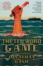 The Ten Word Game ebook by Jonathan Gash