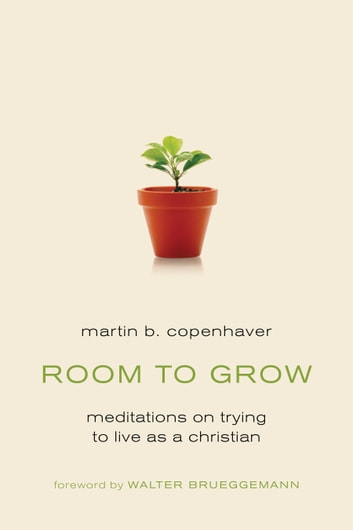 Room to Grow - Meditations on Trying to Live as a Christian ebook by Martin B. Copenhaver
