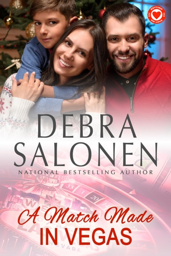 A Match Made In Vegas ebook by Debra Salonen