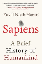 Sapiens - A Brief History of Humankind ebook by Kobo.Web.Store.Products.Fields.ContributorFieldViewModel