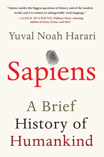 Sapiens - A Brief History of Humankind ebook by Yuval Harari