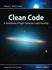 Clean Code - A Handbook of Agile Software Craftsmanship ebook by Robert C. Martin