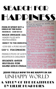 Search for Happiness ebook by Guy Humphries